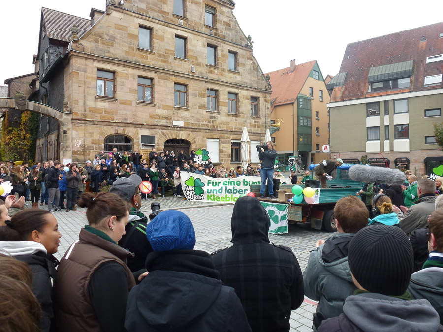 Demo Fürth