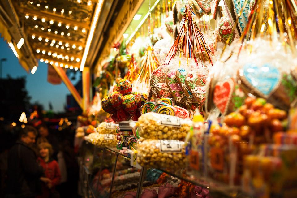 Kirchweih Fürth Süßigkeiten