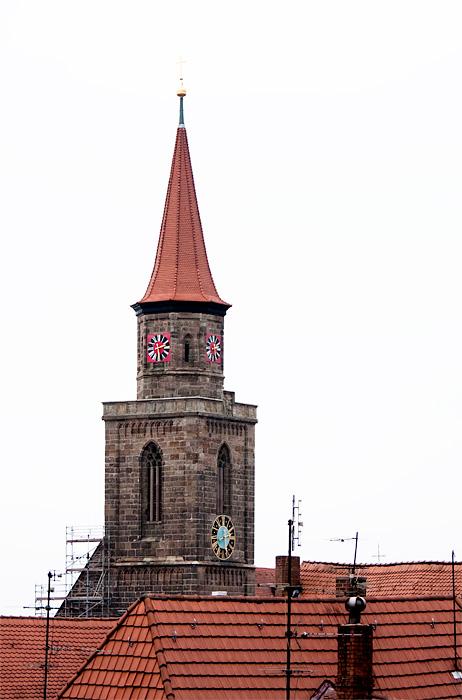 Kirche St.Michael Kirchturm
