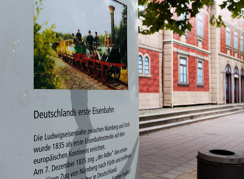 Ludwigsbahnhof Fürth
