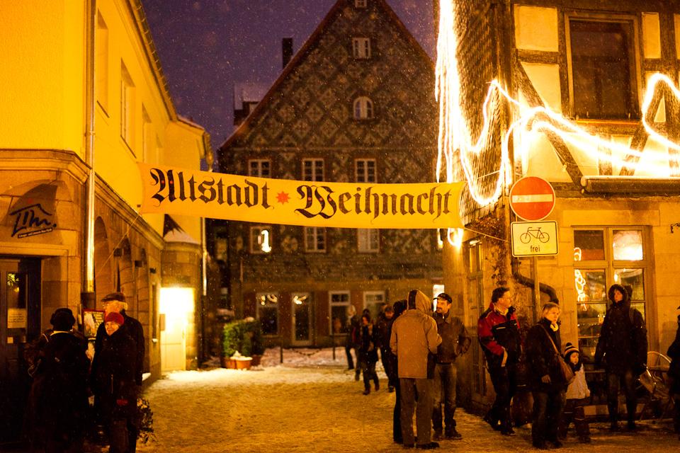 Fürther Altstadtweihnacht