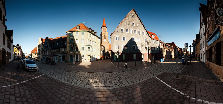Panorama Gustavstraße