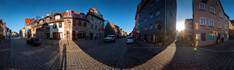 Gustavstraße Panorama