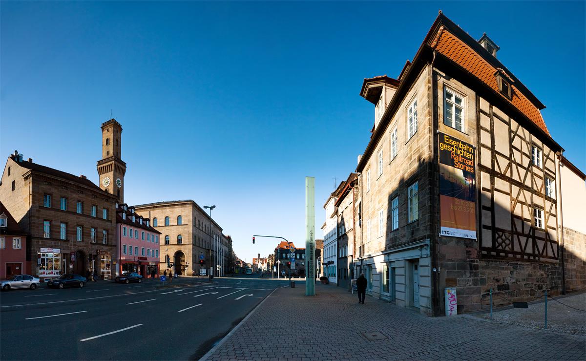 Königstraße + Rathaus