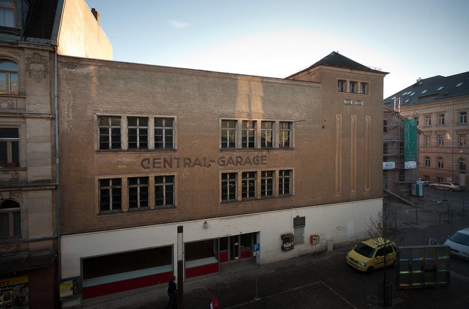 Central-Garage Fürth