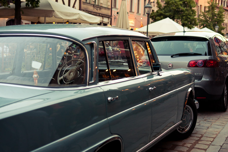Auto Gustavstraße
