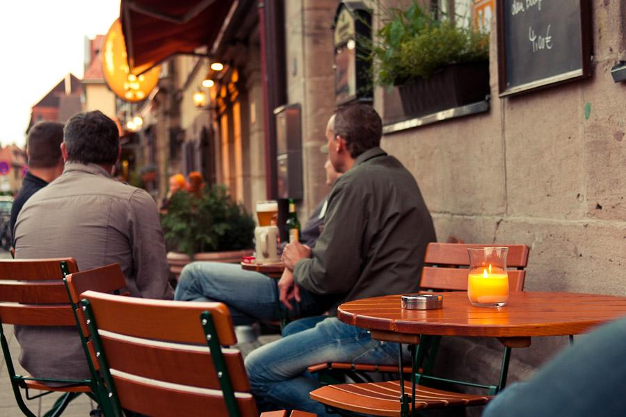 Fürth Kneipe Bier Gustavstraße