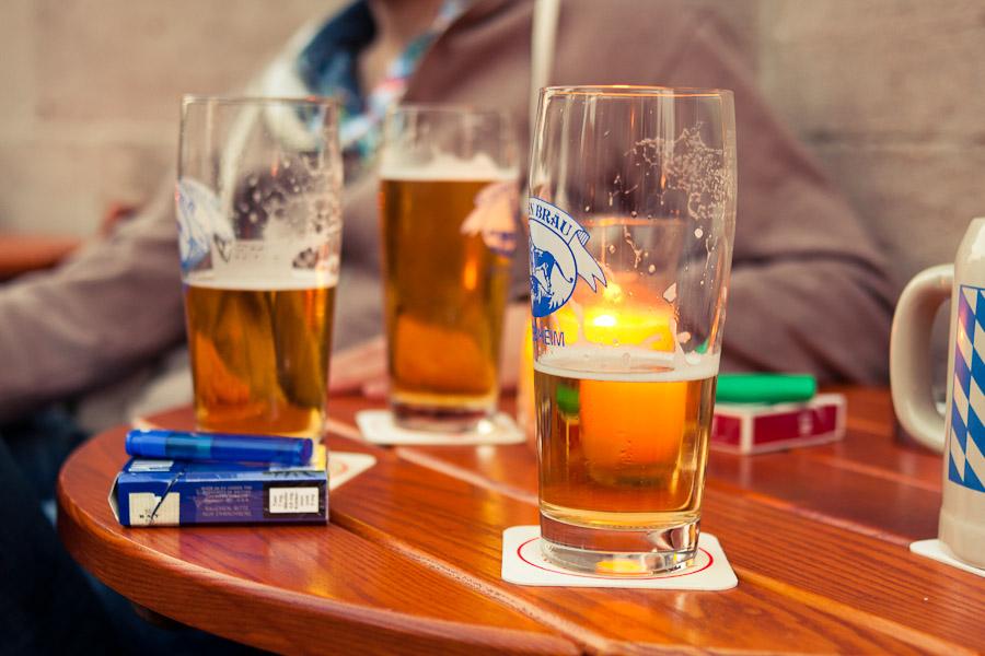Gustavstraße Bier Fürth