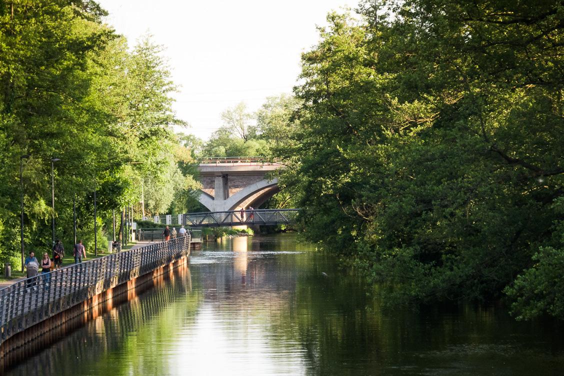 Fürther Uferpromenade