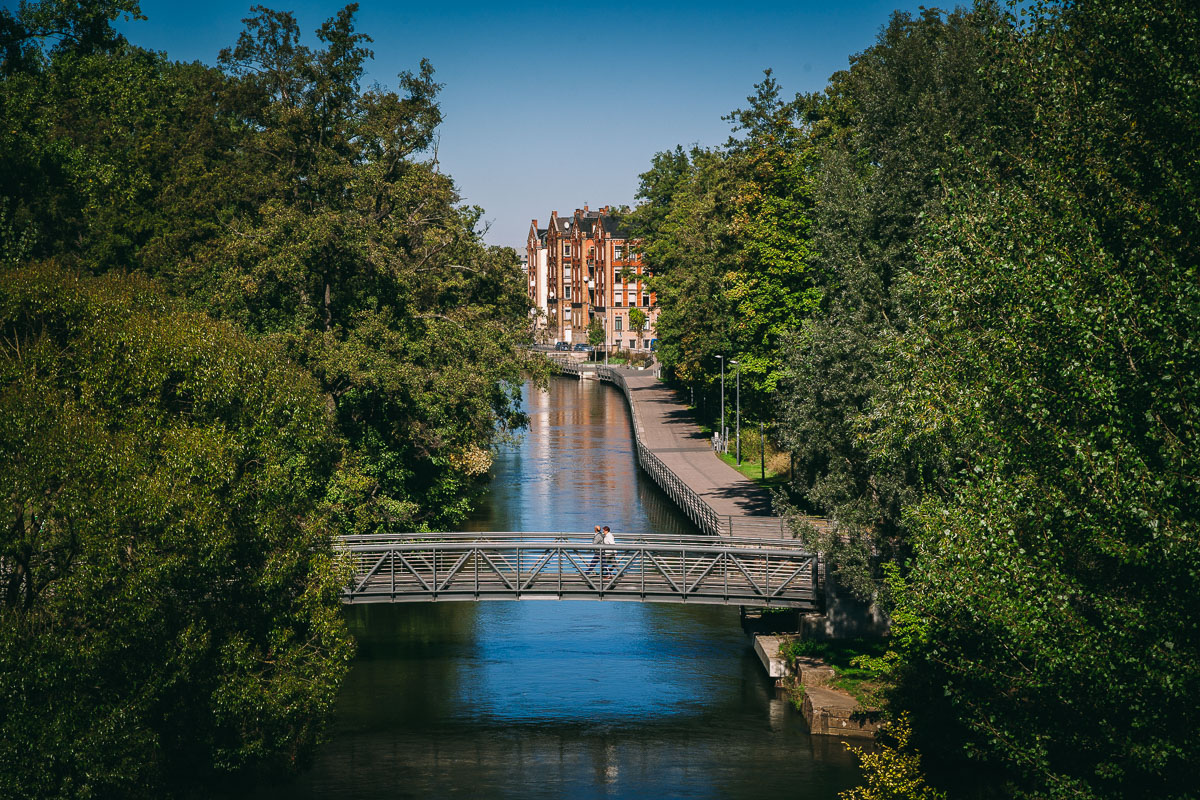 Uferpromenade Fürth