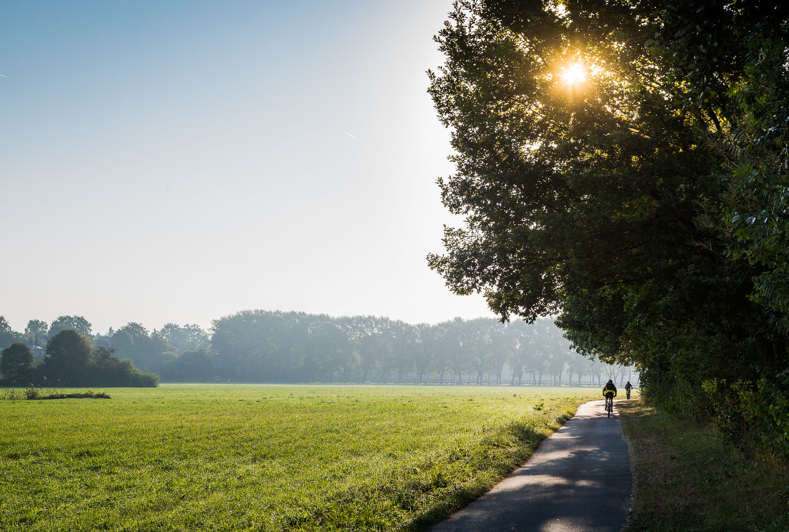 Radfahren Fürth Wiesengrund