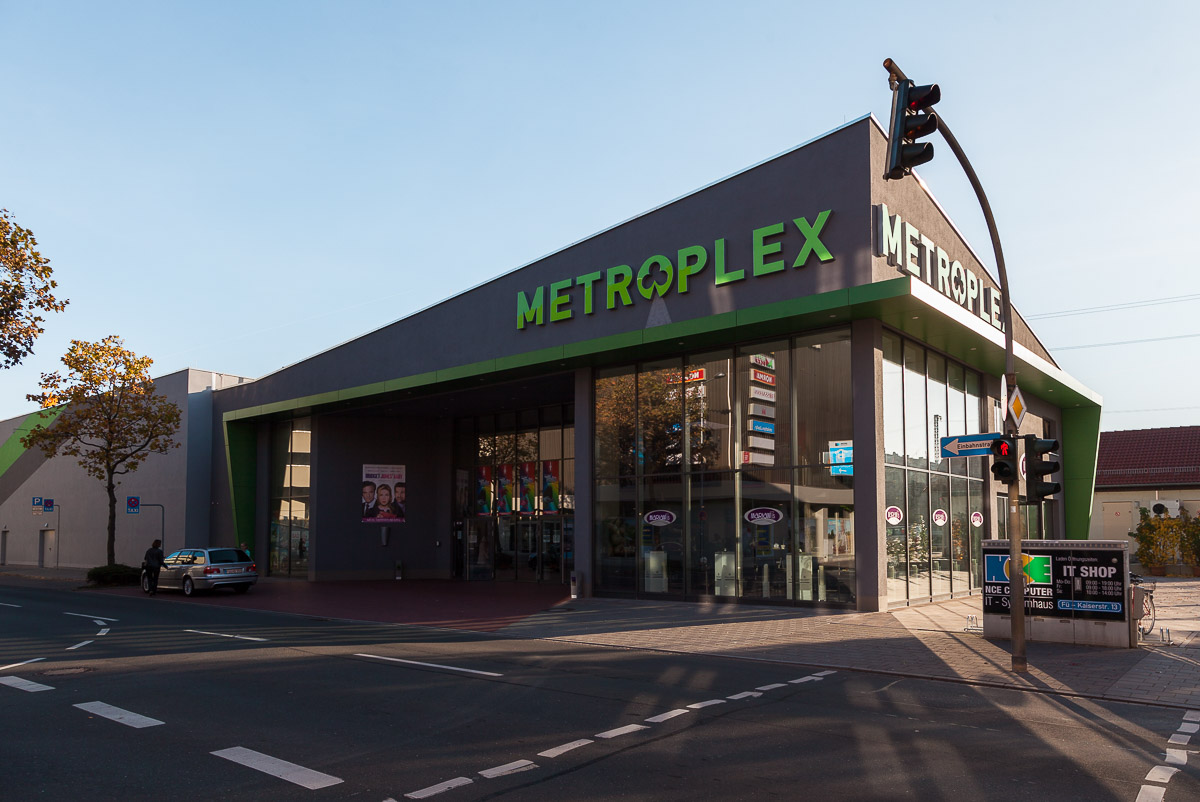 Metroplex Kino Fürth