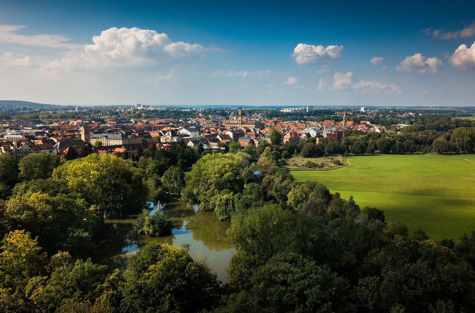 Foto Stadtpark Fürth
