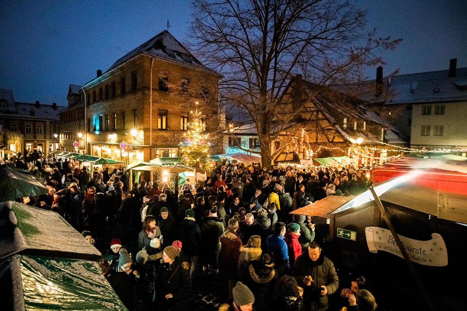 Fürther Altstadtweihnachtsmarkt