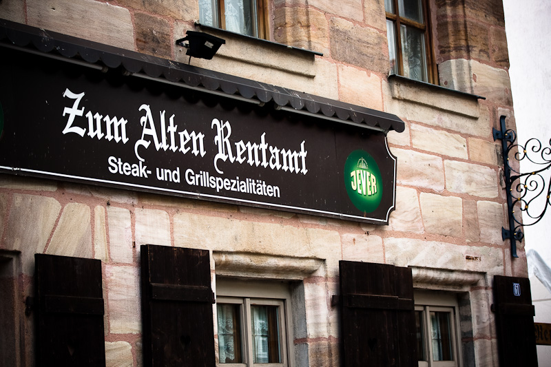 Altes Rentamt in Fürth