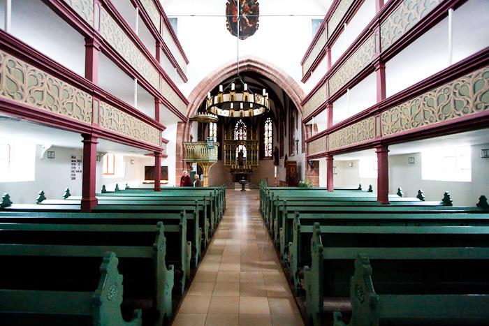 Kirche St.Michael in Fürth