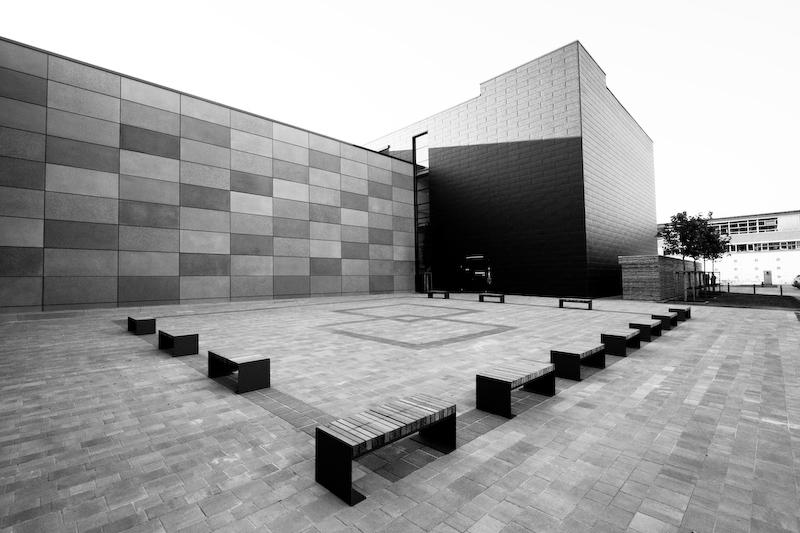 Platz vor Kulturforum