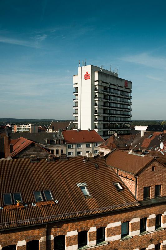 Das Fürther Sparkassengebäude