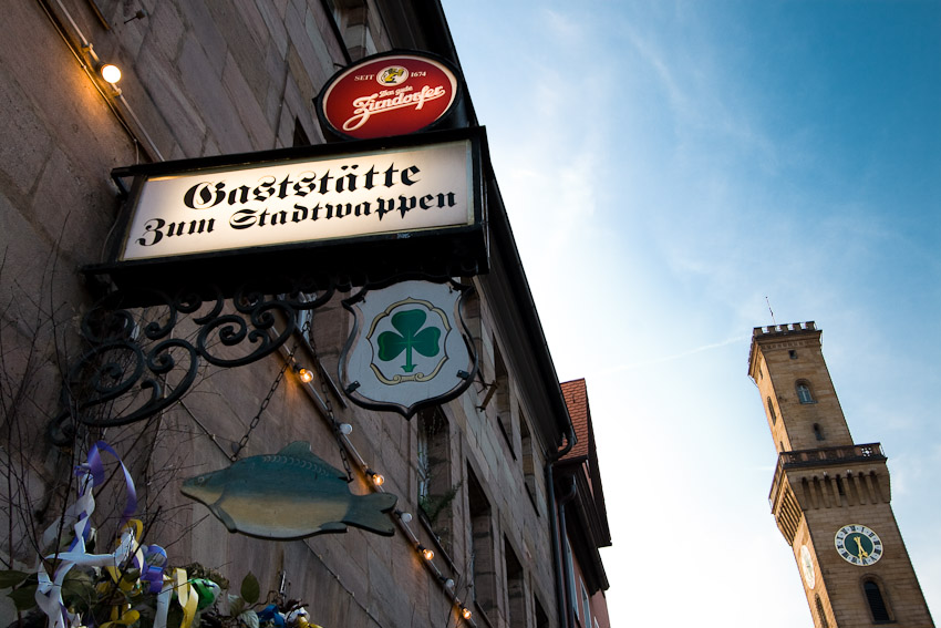 Gaststätte zum Stadtwappen Fürth