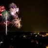 Feuerwerk Kärwa Fürth