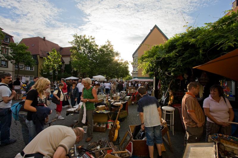 Grafflmarkt Fürth 2008