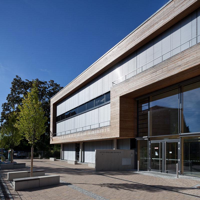 Moderne Architektur In Fürth