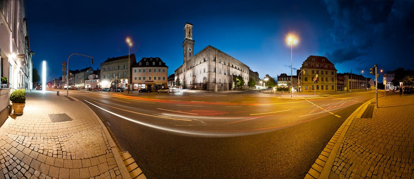 Rathaus Panorama