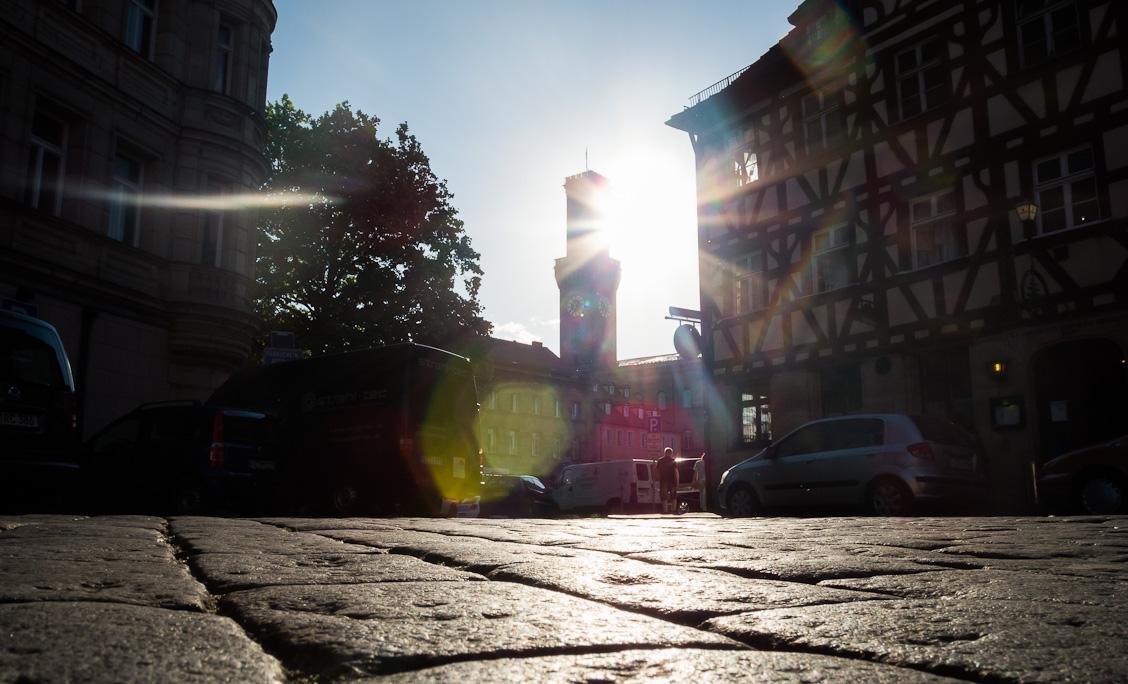 Sommer in Fürth