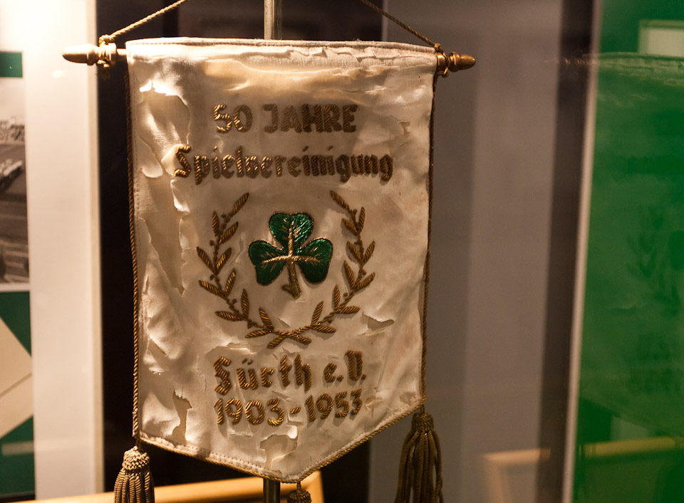100 Jahre Sportpark Ronhof