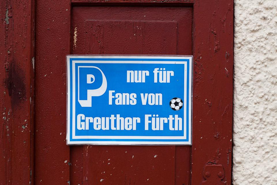 Nur für Fans von Greuther Fürth