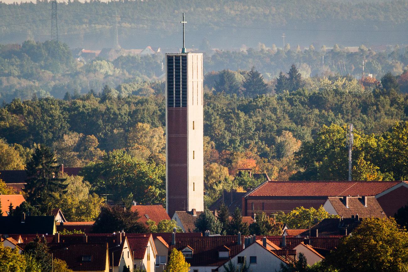 Christkönig-Kirche in Fürth