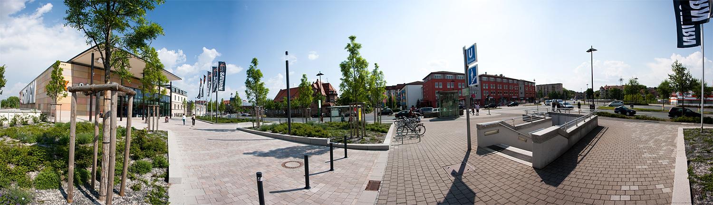 Panorama Fürth