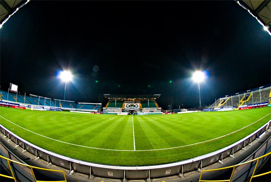 Sporpark Ronhof / Playmobilstadion