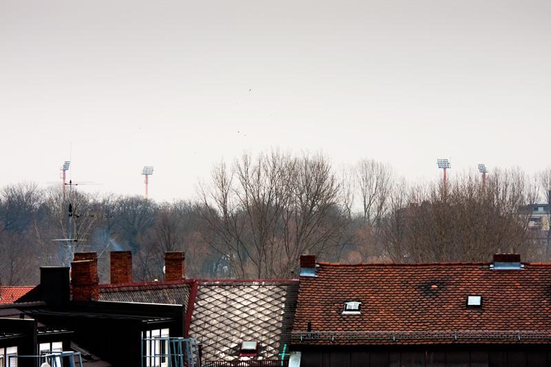 Sportpark Ronhof Flutlichtmasten