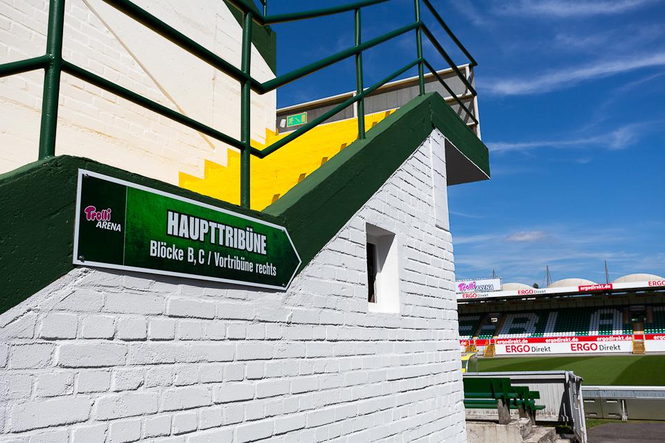 Sportpark Ronhof Panorama