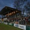 Block 1 bei Flutlich Sportpark Ronhof Stadion Fürth