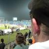 Sicht aus Block 1 Sportpark Ronhof Stadion Fürth