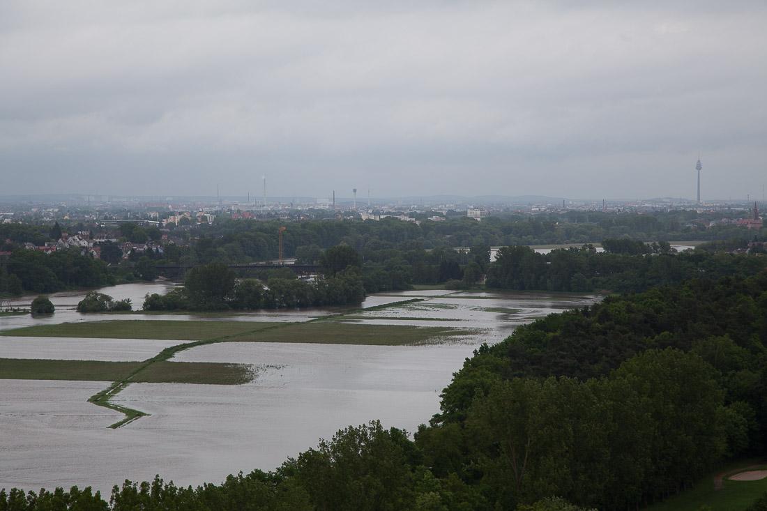 Hochwasser Nürnberg