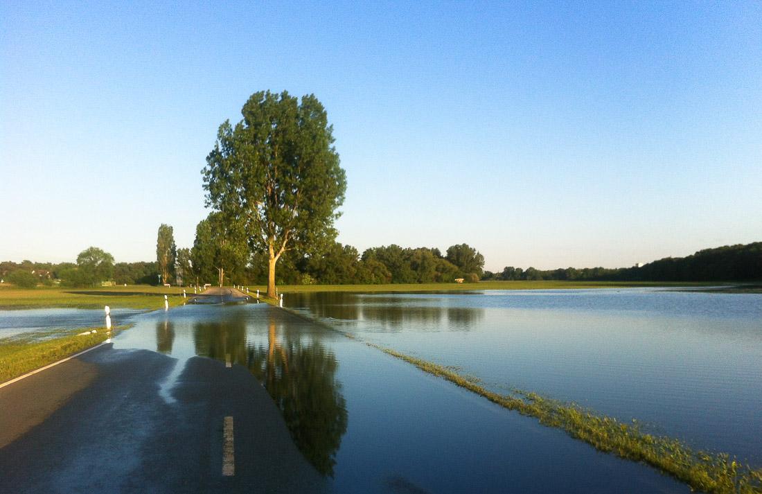 Hochwasser Fürth 2013