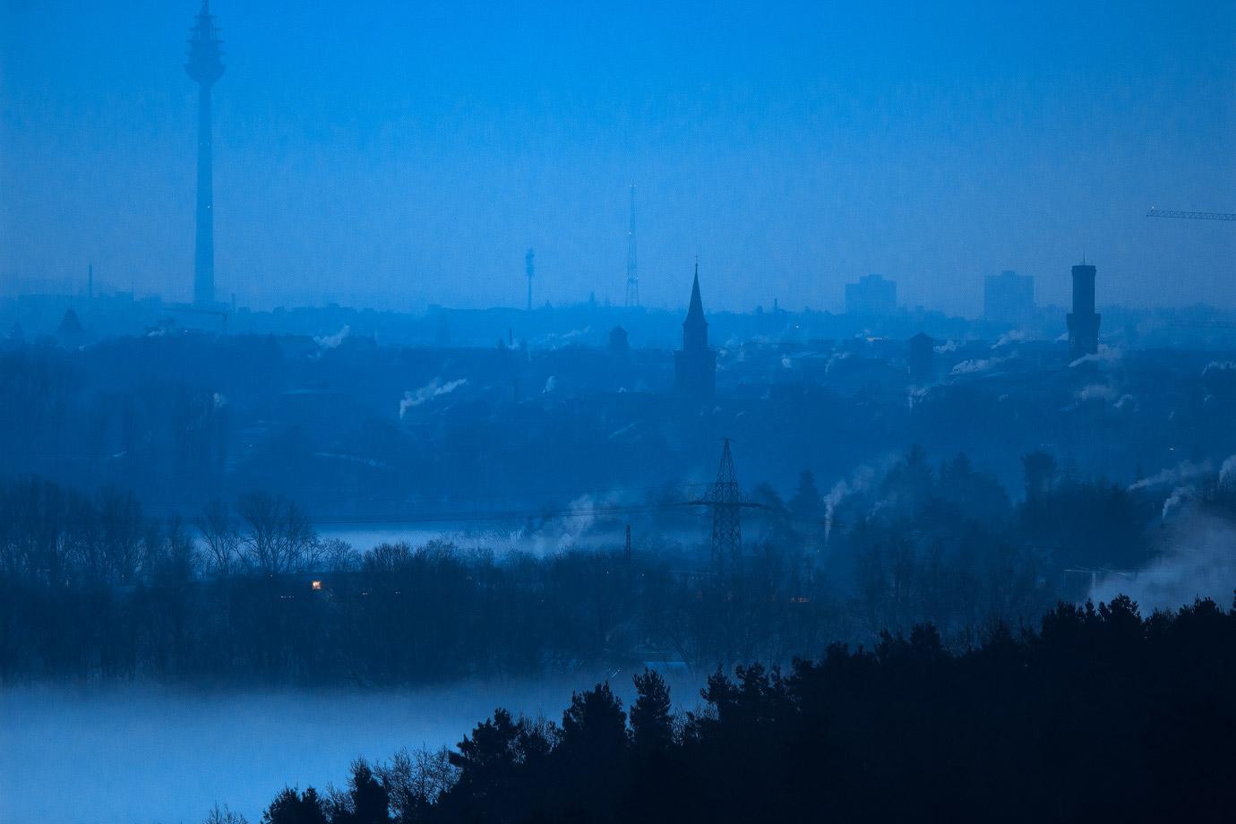 Fürth Skyline