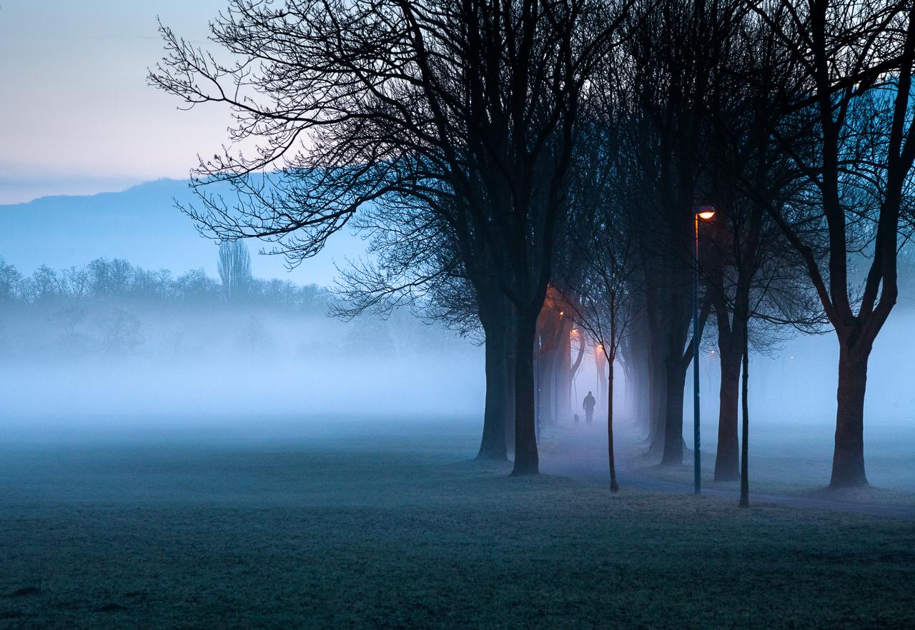 Fürth Nebel