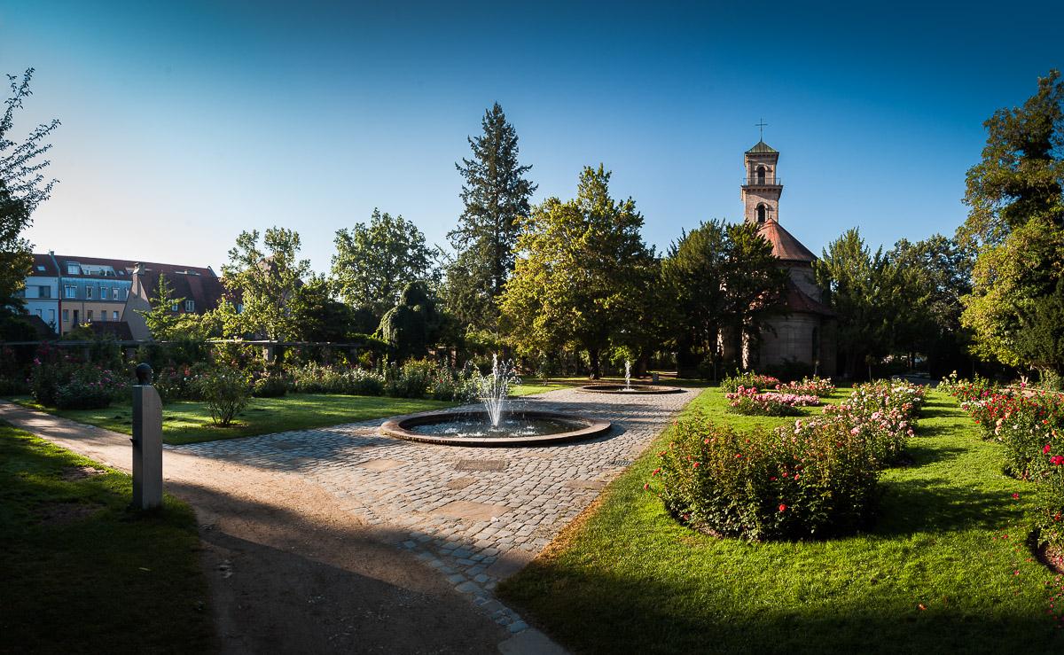 Rosengarten Fürth