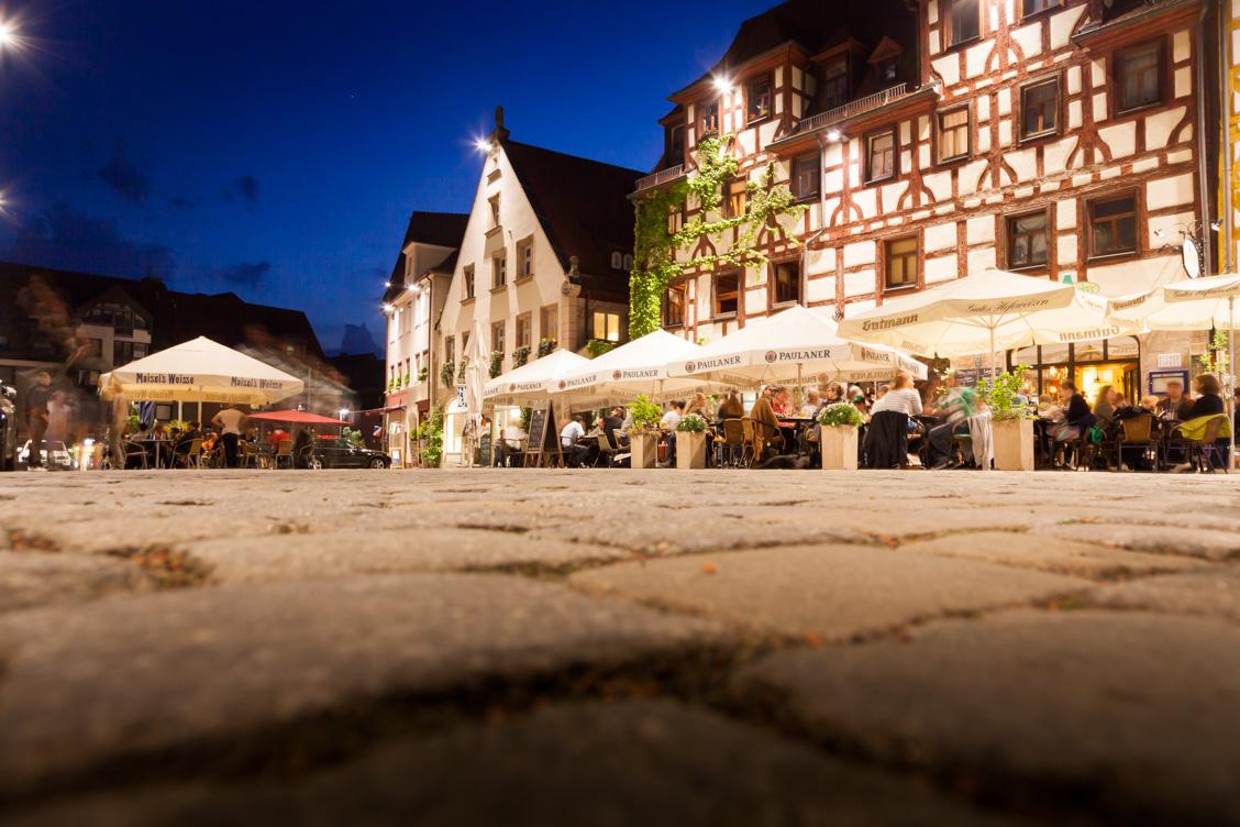 Grüner Markt – Gustavstraße