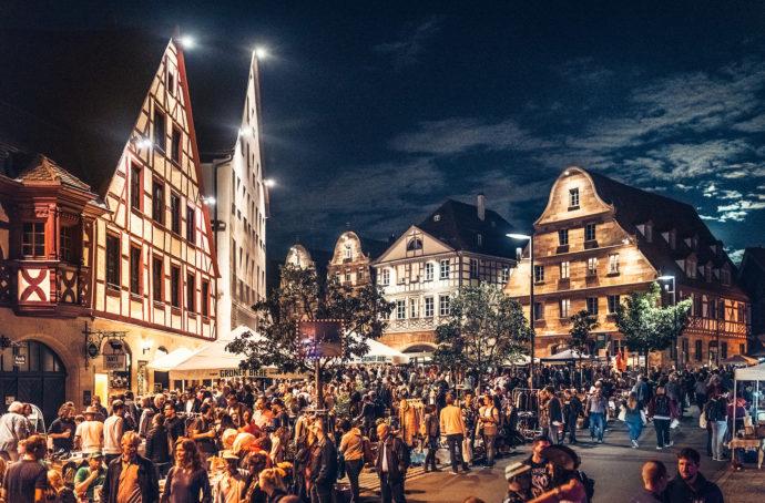 Grafflmarkt Fürth
