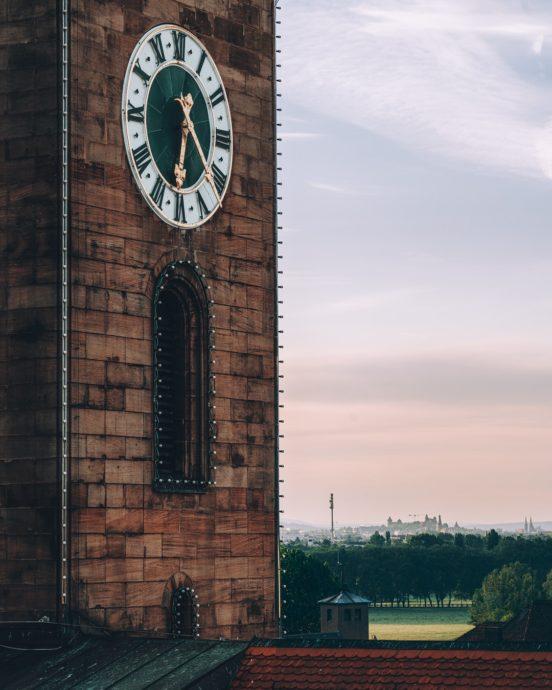 Fürth Rathausturm