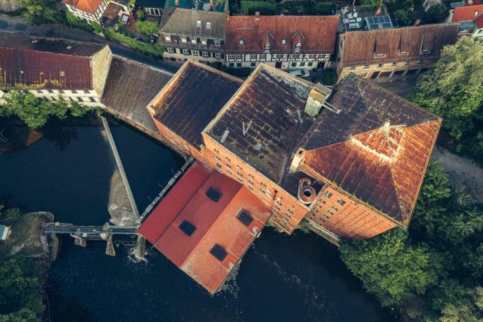 Wohlfsgrubermühle in Fürth