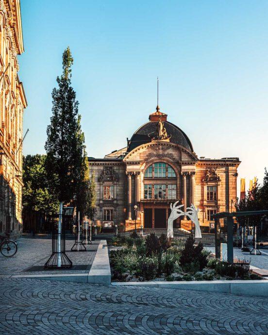 Stadttheater Fürth Hallplatz