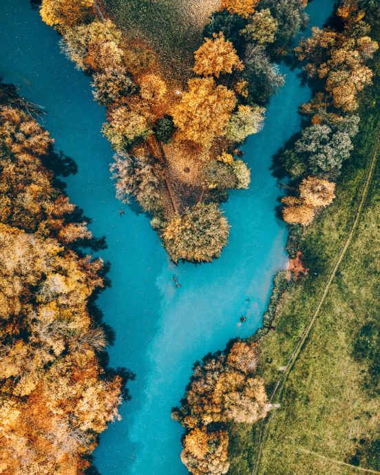 Flussdreieck Fürth